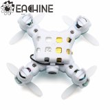 Mini Quadcopter WiFi Fpv d'Eachine E10W avec 720p le mode nano 2 de bourdon de l'axe DEL RC Quadcopter de l'appareil-photo 2.4G 4CH 6