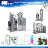 Le bicarbonate de soude carbonaté à grande vitesse boit le mélangeur faisant des machines