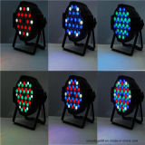 54X3w LED RGBW DMX-512 PAR64 Effect Light DJ Party Stage Lighting