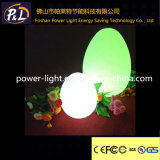 再充電可能で装飾的な卵ランプLED夜ランプ