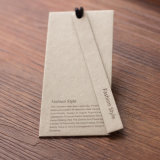 Kundenspezifische Drucken-Kleid-Kleidungs-Packpapier-Fall-Marke