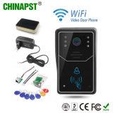 Heißeste drahtlose WiFi videotürklingel Android+Ios APP-(PST-WiFi001ID)