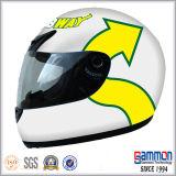 Kundenspezifischer Isi volles Gesichts-Motorrad-Sturzhelm (FL105)