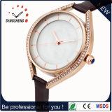 Heiße verkaufenmode-Edelstahl-Uhr-Frauen