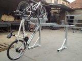 [هوت-ديبّد] يغلفن فولاذ [توو-تيرس] درّاجة من