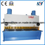 Machine de tonte de massicot hydraulique de QC11y-4X2500gjd