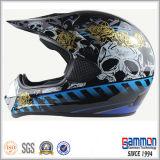 Холодный шлем Fantasitic Motorcross с надписью на стенах (CR406)