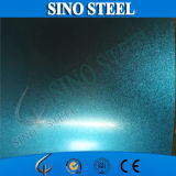 Sglcd Az80g blaues Farbe Zincalume Blatt für Corrguated Blatt