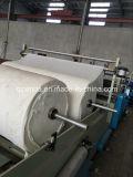 Papier de toilette de roulis de papier de Rewinder de découpeuse faisant la machine