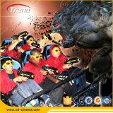 Teatro casero dinámico de los niños del juego 5D 7D 9d del cine caliente de la cabina