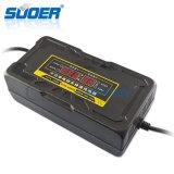 Carregador rápido de alta potência do carregador de bateria de Suoer 48V para o veículo eléctrico (SON-4880D)