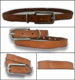 完全な穀物の革靴の革方法ベルト