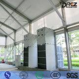 Refrigeratore diritto dell'aria del pavimento di disegno moderno per l'applicazione industriale