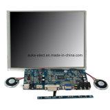 """10.4 """" monitores embutidos del LCD con la entrada de información de VGA/HDMI/DVI"""