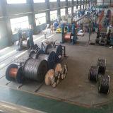 Acciaio di alluminio dei conduttori di ACSR di rinforzo