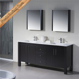 Двойная керамическая тщета ванной комнаты раковины