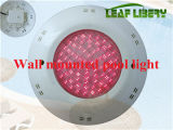 54W 18X3w LED Underwater Marine Yacht Light 54W LED Fountation Lamps Swimming Pool Lights Red Color