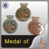 Milo-Großhandelssport-preiswerte Medaillen