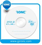 Горячий пробел DVD-R покупкы 2016 с OEM Logog напечатал