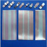 Катушки меди Agcu серебряные для компонентов электрического контакта