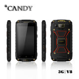 Quad-Core AGC Glass Tri-Proof Android Smartphone