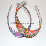 Women Hair Accessories Manufacturers中国HeadbandのためのThe Flower Pattern Hair Accessoriesの美