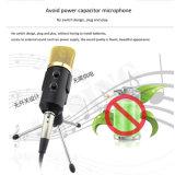 Computer-spezielles Mikrofon-Kabel-Kapazitanz-Echo-Mikrofon