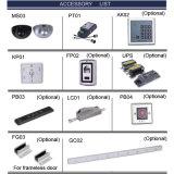 Tastiera di controllo automatica di accesso dei portelli di vetro di scivolamento di Veze