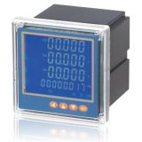 LCD Multifunctional 3 Phase Volt 또는 Ampmeter Frequency Power Digital Panel Meter