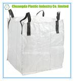 Мешок упаковки полипропилена FIBC Jumbo с петлями и юбкой Крест-Угла