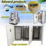 2000 incubadoras automáticas aprovadas do ovo do CE dos ovos