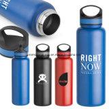 Edelstahl Sports Wasser-Flaschen für Förderung