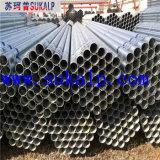 Un tubo d'acciaio da 42 pollici