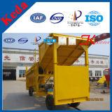 Самый лучший экран бутары стиральной машины золота Keda цены и обслуживания подвижной