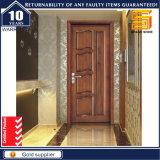 Portello di mogano personalizzato di legno solido della camera da letto dell'entrata