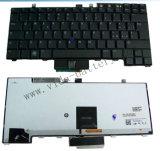 Le R-U, nous, Br Notebook Laptop Keyboard pour la latitude E6400 E6410 E6500 M4400 de DELL