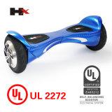 UL2272 2車輪の電気自己のバランスをとるスクーターのSamsung電池Hoverboard