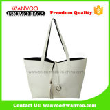 Waterproof Feather Flight Large Tote Femme Sac à main PU / PVC