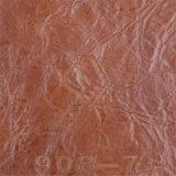Cuoio sintetico diretto della tappezzeria della mobilia del PVC di garanzia della qualità della fabbrica