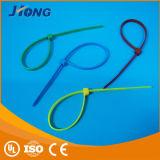 De plastic Nylon Banden van de Kabel (alle kleuren)