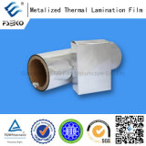 애완 동물 Metalized Silver Thermal Laminating Film (24mic)