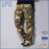 Pantaloni 2016 degli uomini caldi di vendita di svago di Camo della fabbrica dell'OEM Cina