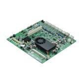 Atoom D2550 6 LAN Gigabit Industriële Motherboard van de Veiligheid van het Netwerk van de Firewall