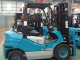 닛산 Engine Hydraulic Transmission, Powershift (FGL25CTJ)를 가진 2.5t LPG Forklift