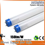 150lm/W 0.6m 9W LED T8 Fluorescent per Home