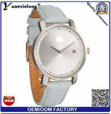 Часов неподдельной кожи тавра вахт людей Yxl-927 Wristwatch кварца новых роскошных польностью водоустойчивый мыжской вскользь