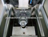 Halb automatische Plastikflaschen-durchbrennenmaschine (ZG500)