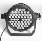54PCS LEDの同価ライト壁は屋外の照明をつける