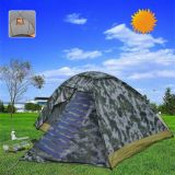 Energy verde Product Solar Tent con Solar Panels Recharger St03