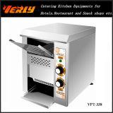 Tostadora de cadena comercial del estilo, tostadora comercial eléctrica (VPT-338)